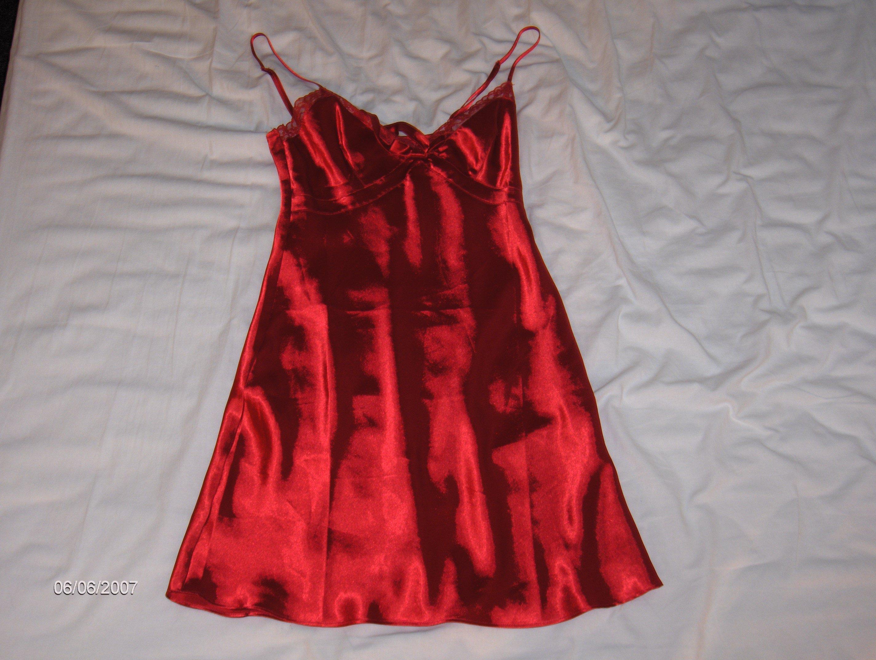 une nuisette rouge v tements amp accessoires divers